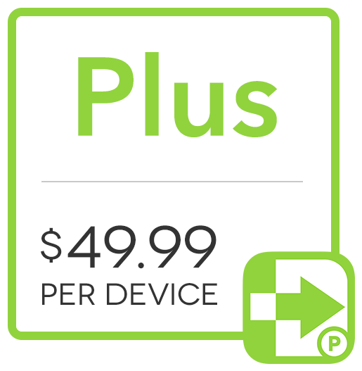 Kiosk Pro Plus is $49.99 per device.